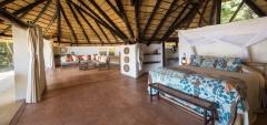 Nkwali Camp - Honeymoon suite