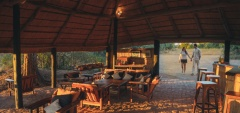 Nsefu Camp - Main area