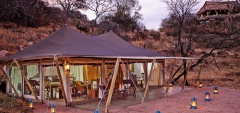 Serengeti Pioneer Camp - Main area