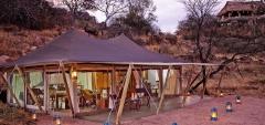 Serengeti Pioneer Camp - Main area