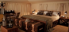 Serengeti Pioneer Camp - Bedroom