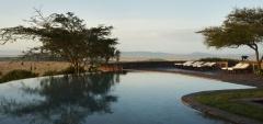 Singita Sasakwa Lodge - Pool