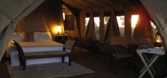 Serian Camp - Bedroom