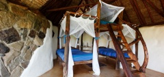 Sabuk Lodge - Bunk Beds