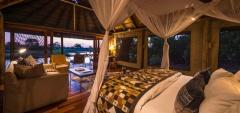 Savuti Camp - Bedroom
