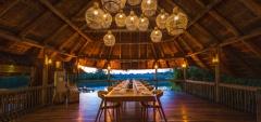 Savuti Camp - Dining