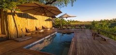 Savuti Camp - Pool