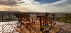 Soroi - View overlooking the Serengeti plains