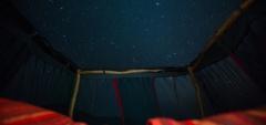 Loisaba Starbeds - night