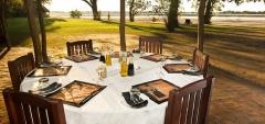 Tafika Camp - dinner