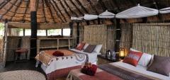 Tafika Camp - Bedroom