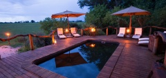 Tubu Tree - Pool