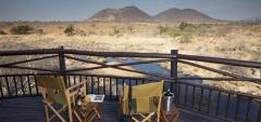 Ruaha River Lodge - View