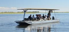 Muchenje Safari Lodge - Boating
