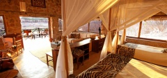 Ruaha River Lodge - Bedroom