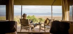Entamanu Ngorongoro Viewing area
