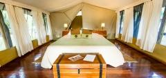 Karen Blixen - bedroom