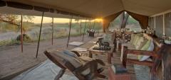 Kichaka Camp - main area