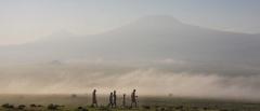 Amboseli National Park - Walking Safari