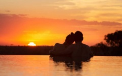 Luxury Africa Honeymoon - Sunset