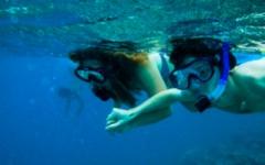 Zanzibar snorkelling