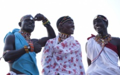 Itinerary photo - Samburu tribe